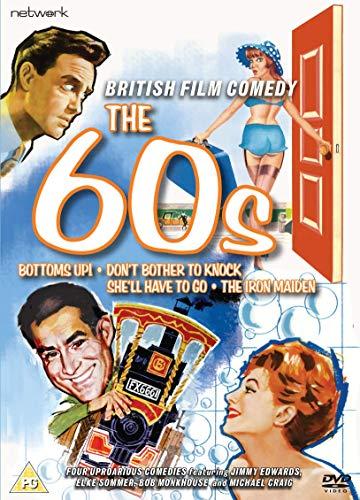British Film Comedy: The 60s [DVD] [Reino Unido]