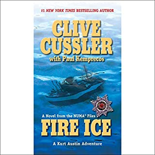 Fire Ice audiobook cover art