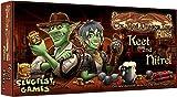 Unbekannt 'Slug Fijo Games sfg00025–Juego de Cartas Red Dragon Inn: Allies–Cotorra y Nitrel