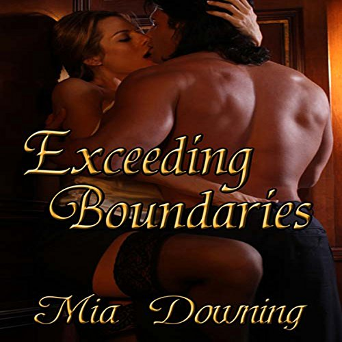 Exceeding Boundaries audiobook cover art