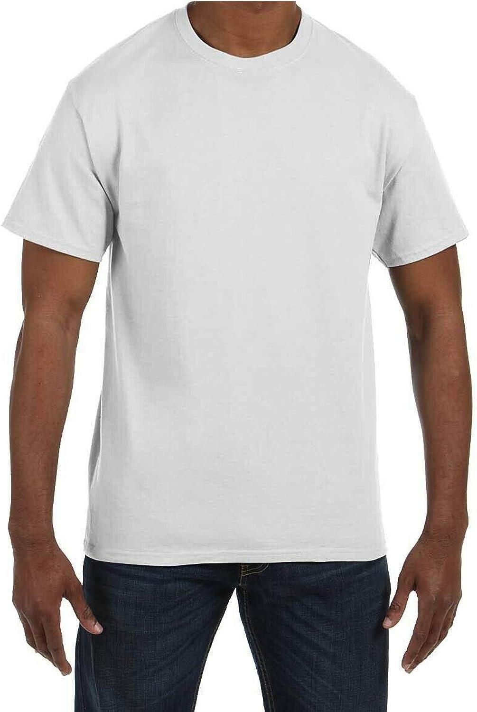 FOXFIRE Big and Tall Pocketless T-Shirts (Tall 1XLT, Black)
