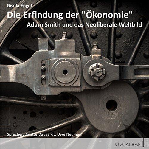 """Die Erfindung der """"Ökonomie"""" audiobook cover art"""