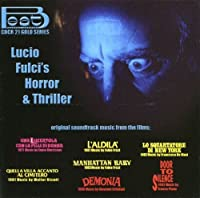 Horror & Thriller by Lucio Fulci (2006-06-01)