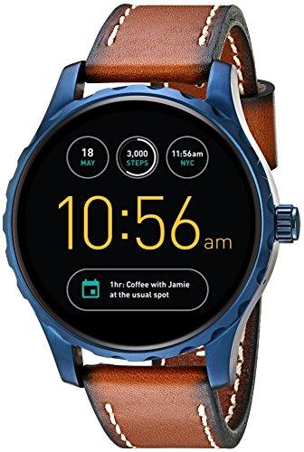 Fossil Q Marshal  Herren Smartwatch FTW2106