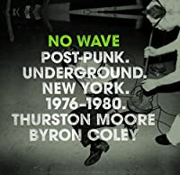 NO WAVE RARE LIVE & PHOTO COLLECTION -NEW YORK 1976-1980(ltd by DNA JAMES CHANCE & THE CONTORTIONS (2009-06-10)