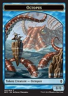 Magic: the Gathering - Octopus Token (007/014) - Battle for Zendikar