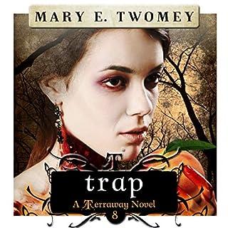 Trap: A Reverse Harem Adventure audiobook cover art