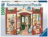 Ravensburger 16821 Wordsmith's Bookshop Puzzle für Erwachsene & Kinder ab 12 Jahren