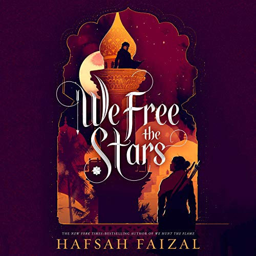 We Free the Stars cover art