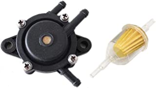 ZeHui Electric Fuel Pump Kit,E8012S 12V 5-9psi Universal Application Low Pressure Fuel Pump