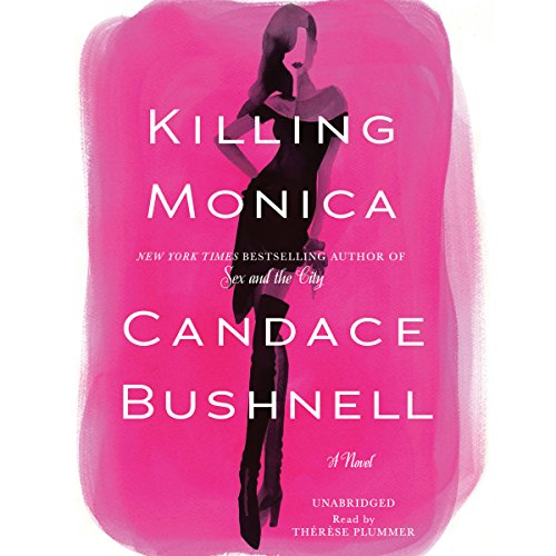 Killing Monica audiobook cover art