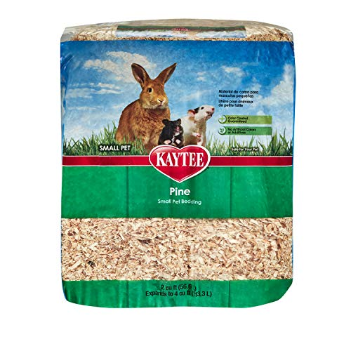 Kaytee Pine Bedding, 4.0 Cubic Feet Bag