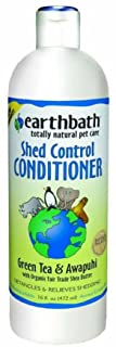 Sponsored Ad - Earthbath All Natural Green Tea Conditioner Shed Control for Pets Dogs Cats