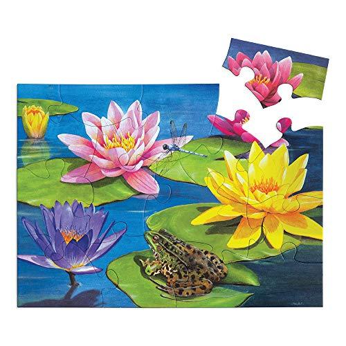 """Relish """"Lilienteich"""" Demenz-Puzzle 13 Teile Alzheimer-Aktivitäten/Puzzle & Demenz-Geschenke für Senioren"""