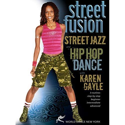 Street Fusion: Street Jazz & Hip Hop Dance [Edizione: Stati Uniti]