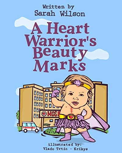 A Heart Warrior s Beauty Marks product image