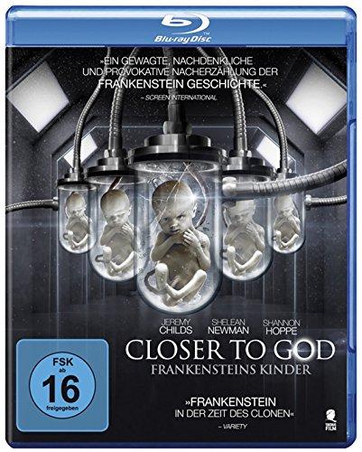 Closer to God - Frankensteins Kinder [Blu-ray]
