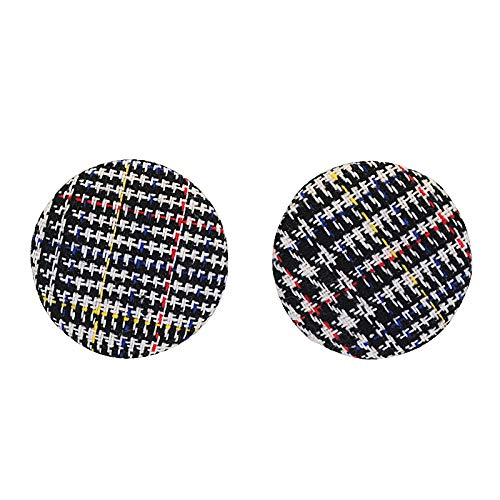 Schmuck Weiblich Legierung Persönlichkeit Knopfform Ziemlich Mode Ohrstecker Ohrring Ohrring Weihnachtsferien Geschenk Qualität Von Berühmt Marken/F/Als zeigen
