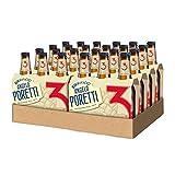 Birrificio Angelo Poretti Birra 3 Luppoli Non Filtrata -24 bottiglie da 330 ml...