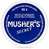 Musher's Secret Dog Paw Wax (2.1 Oz): All Season Pet Paw Protection Against Heat, Sand, Snow. with Beewax, Great for Dogs, Cats, Horses, and Chickens