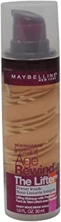 Maybelline New York Instant Age Rewind The Lifter Makeup, Sandy Beige, 1 Fluid Ounce (Pack of 2)