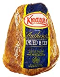 Knauss Dried Beef Knuckle 6 Lb