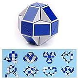 Puzles secuenciales 3D Magic Cube Segment Speed Snake Magic...