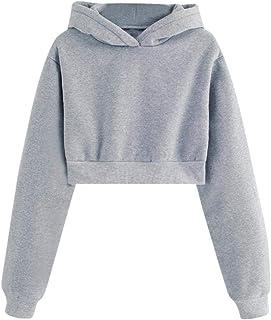 : le trou Sweats à capuche Sweats : Vêtements