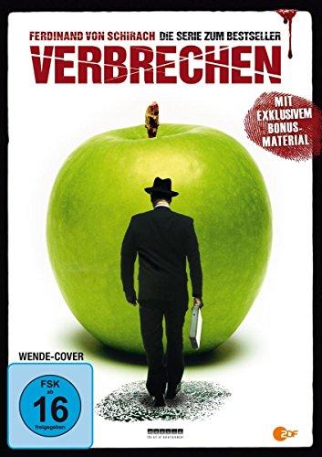 Verbrechen - Ferdinand von Schirach - Die Serie zum Bestseller - mit excl. Bonus [2 DVDs]