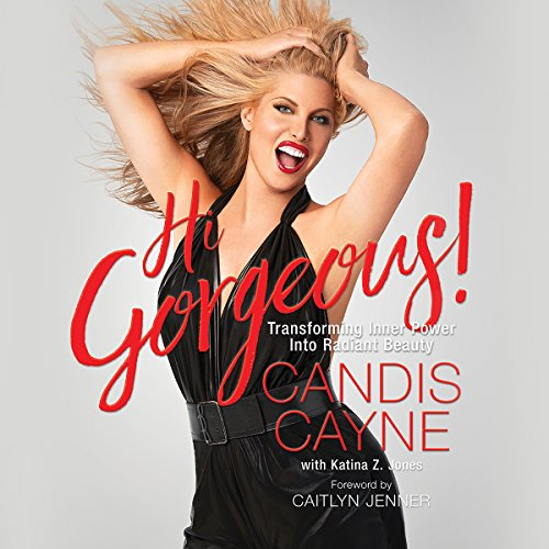 Hi Gorgeous! audiobook cover art