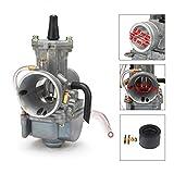 FastPro Carburador para motocicleta de 30 mm para motores ajustados o estándar hasta CB CG 200/250CC 200 250 CC