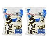 Myojo Jumbo Size Authentic Japanese Udon Noodles, (2 Pack, Total of 41.88oz)