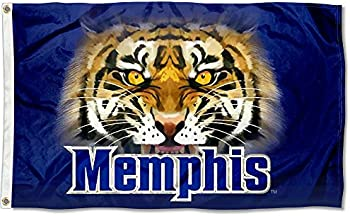 Memphis Tigers Tiger Eyes College Flag
