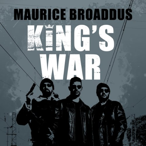 King's War audiobook cover art