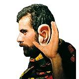 NET TOYS Orejas Gigantes de látex oídos soplillo artículos Broma Carnaval