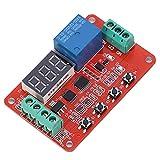 Gamma 0-99,9 V Tensione finestra digitale DVB01 Misurazione della tensione di esercizio del display digitale 12V/24V per applicazioni di controllo(12V)