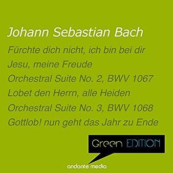 Green Edition - Bach: O Jesu Christ, mein's Lebens Licht, BWV 118 & Orchestral Suites Nos. 2, 3