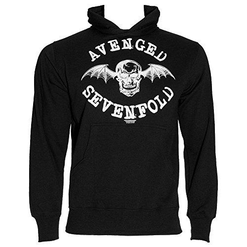 Avenged Sevenfold Logo Hoodie (Black)