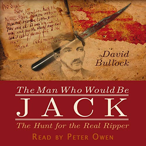 The Man Who Would Be Jack audiobook cover art