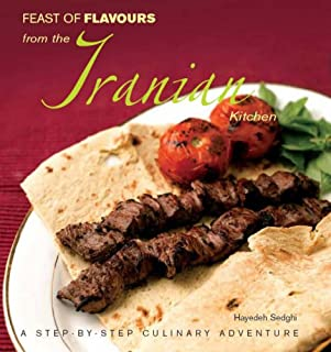 Feast of Flavours from the Iranian Kitchen