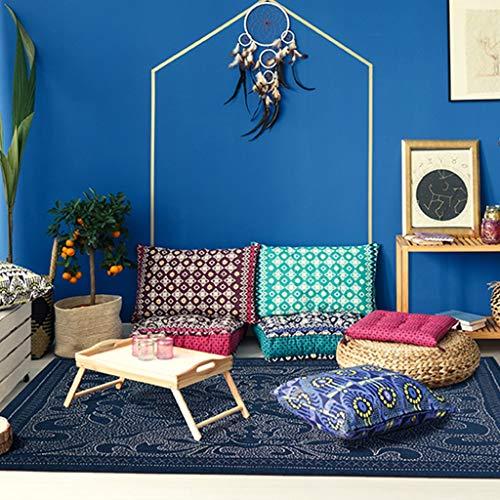 LUYIASI- Retro einfache Wolldecke für Kinder-Bett-Bett-Kinderzimmer-Fußboden-Matten-Teppich-Gebrauch der Kopfseite für Haupthotel; Non-Slip mat (Farbe : C, größe : 200x300cm)