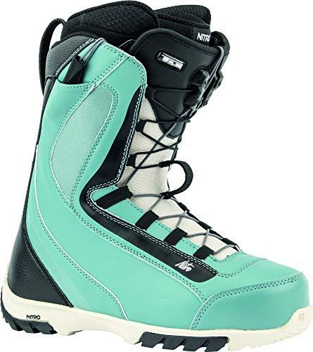 Nitro Snowboards Damen CUDA TLS '20 All Mountain Freestyle Schnellschnürsystem Boot Snowboardboot