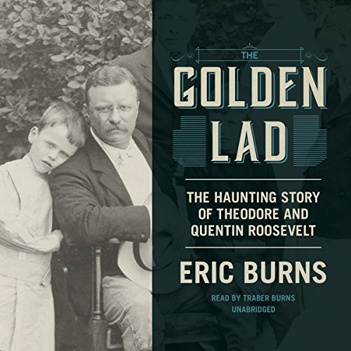 The Golden Lad audiobook cover art