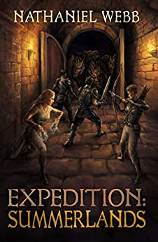 Expedition: Summerlands by [Nathaniel Webb, Level Up]