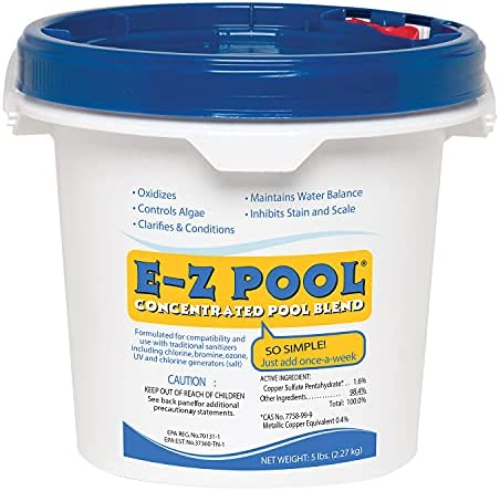 Top 10 Best all in one hot tub chemicals Reviews