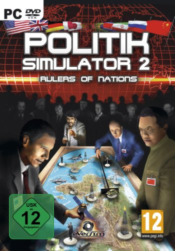 Politiksimulator 2: Rulers of Nations