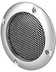 Siatka głośnikowa Dekoracyjna ochronna do głośnika samochodowego(Silver)
