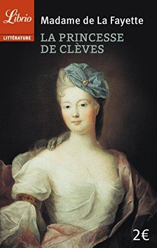 La Princesse de Clèves by Marie-Madeleine Pioche de La Vergne La Fayette (2003-07-14)