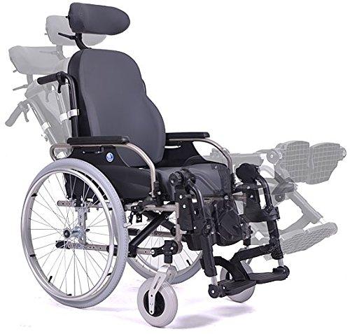 Rollstuhl Multifunktionale von Vermeiren V30030° Comfort Sitzbreite des Sitzes–46cm