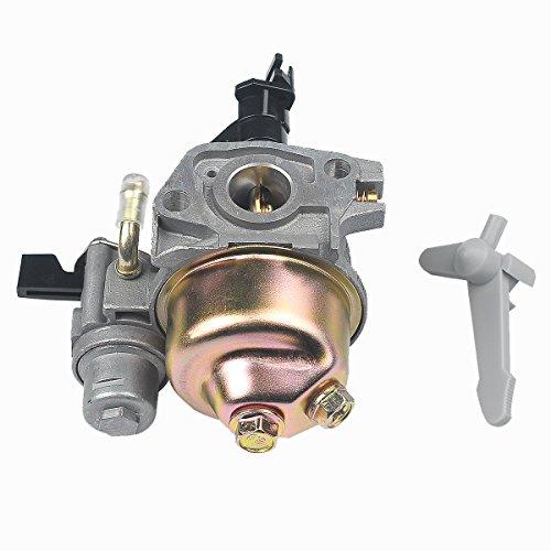 Savior Carburateur avec Levier de Starter pour HONDA GX160 GX200 5.5HP Moteur de 16100-ZH8-W61 Tondeuse à Gazon